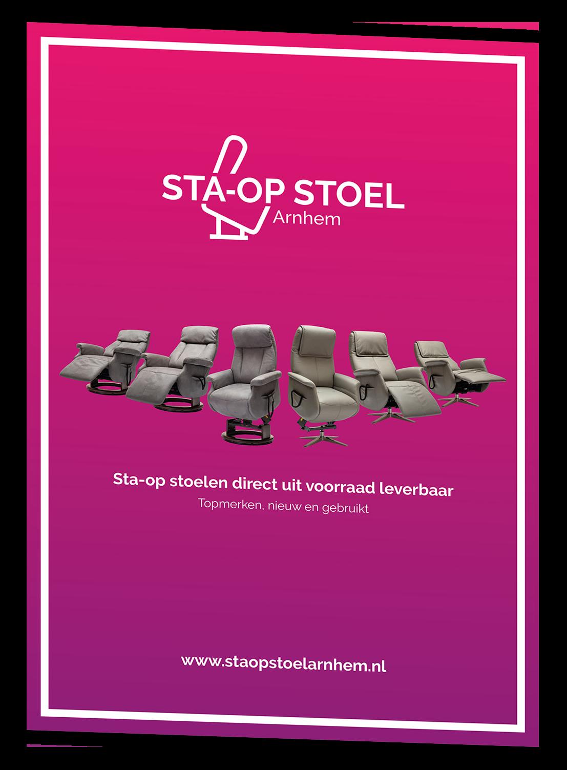 Brochure Sta-op Stoel Arnhem